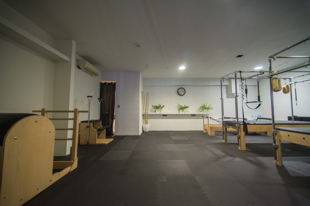 Conoce a Full pilates