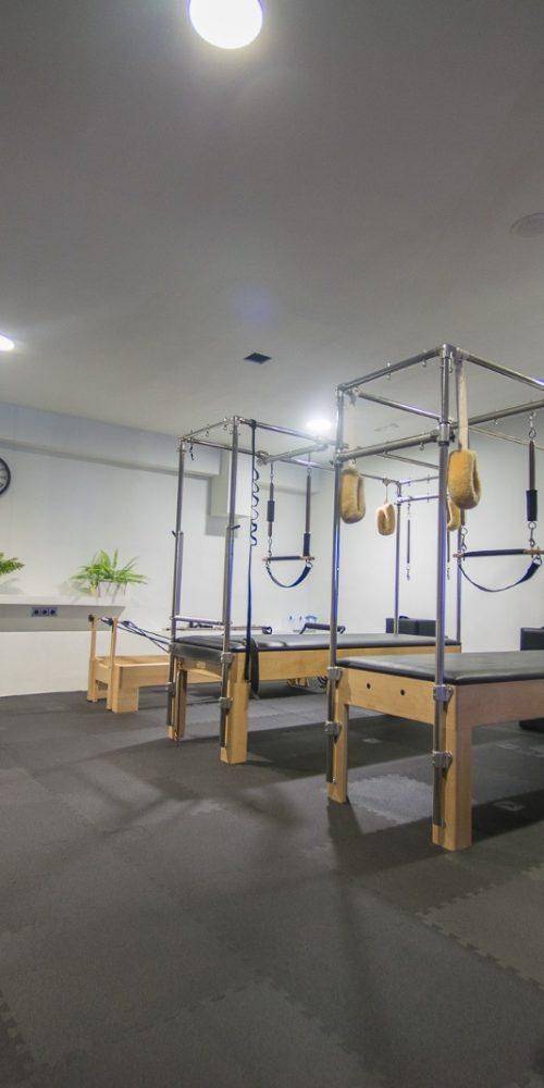 Nuestras máquinas full pilates