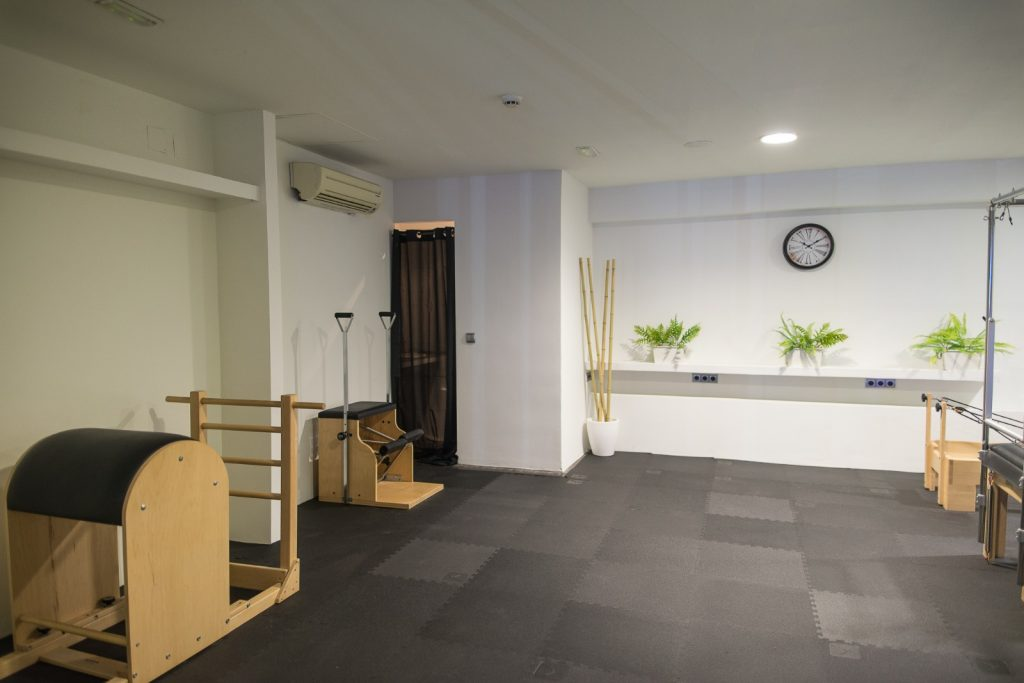Sala de full pilates Chamartin