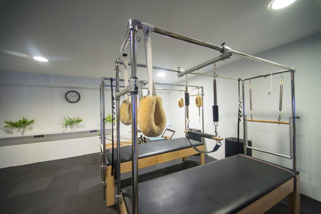 Sala reserva pilates